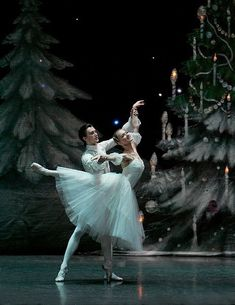 christmas tradition...seeing the nutcracker ballet!