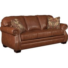 Broyhill 3743-3 Ridley Sofa available at Hickory Park Furniture Galleries