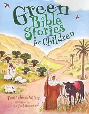 Green Bible Stories for Children by Tami Lehman-Wilzig Paperback Book (English)
