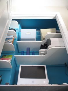 Great idea for a small apartment