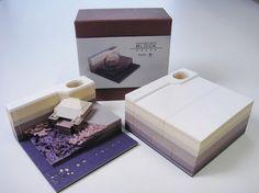 Omoshiroi+Block+Japanese+Landmark+Memo+Pad
