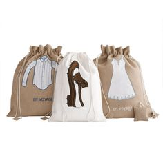 Wisteria - Accessories - Shop by Category - Bags & Accessories - Men's Travel Laundry Bag - $24.00