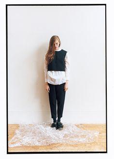 エンフォルド(ENFÖLD) 2015年春夏コレクション Gallery21