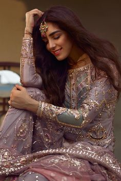 Pakistani Formal Dresses, Pakistani Wedding Outfits, Indian Bridal Fashion, Pakistani Bridal Dresses, Pakistani Wedding Dresses, Pakistani Dress Design, Bridal Outfits, Pakistani Clothing, Wedding Hijab