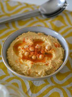 Ma recette toute simple de houmous au sésame – Megalow Food