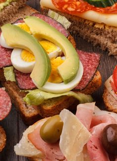 Celebrate National Sandwich Day With These Cool Combos. They're the most portable snack of all time and can be made healthier and tastier just by switching up the ingredients.
