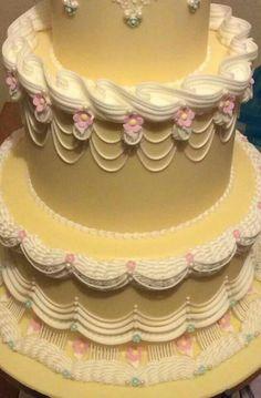 Wedding cake from Debra Lawson