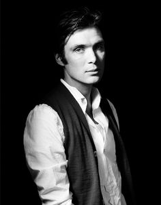 """Cillian Murphy.. my """"man crush"""", as well as the man I would have cast as the 12th Doctor. Jus' sayin'..."""