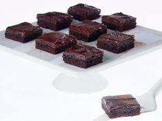 Spicy Cinnamon-Chocolate Brownies from FoodNetwork.com