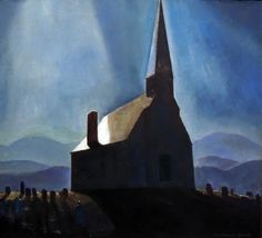 paintings by rockell kent | Rockwell Kent show at the Bennington Museum