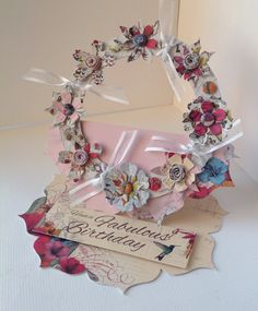Card designed by Jo Street using Paradise collection.