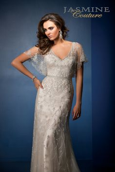 Exclusive Unveiling of one of our favorites from Fall 2014. #BridalFashion. Happy #WeddingWednesday!