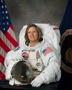 """Thirty years ago, on October 11, 1984, a female American astronaut stepped outside her spacecraft for the first time. Kathryn D. """"Kathy"""" Sullivan had work to do in the payload bay of the Space Shuttle Challenger, a mobile workplace travelling 17,500 miles per hour about 140miles above the Earth. Sullivan was one of the six ...Continue Reading"""