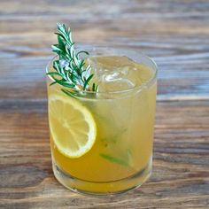 Make This: The Ultimate Fall Cocktail