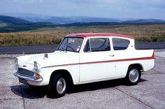 1966 Ford Anglia 123e Super