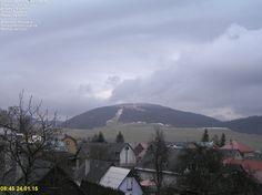 Zliechov - Slovakia Live webcams City View Weather - Euro City Cam  #Slovakia #Slovensko #webcams #niceview #travel #beautifulplace #street #view #cestovné #ulice #počasie #city