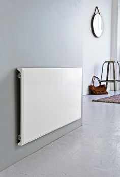 Hudevad P5, now that's what I call slim. Ask Simply Radiators for more information.