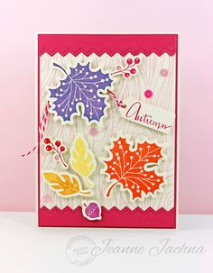 A Kept Life: Serendipity Stamps Fall Blog Hop!