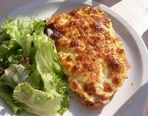 Croque Raclette | Ile de France Cheese