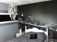 chambre ado fille 17 ans chambre coucher design - Modele Chambre Ado Fille Moderne