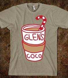 Glen's coco Mean Girls ❤