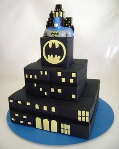 batman cake idea