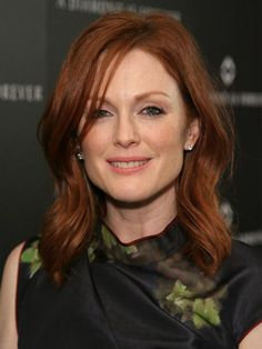 Julianne Moore, Olivia Thirlby Join Robert De Niro, Paul Dano In 'Another Bullshit Night In Suck City' Julianne Moore, Olivia Thirlby, Actrices Sexy, How To Style Bangs, Actrices Hollywood, Spring Makeup, Tips Belleza, Spring Looks, Hair Today