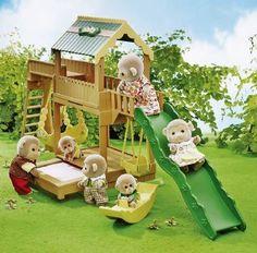 Leikkipaikka - Sylvanian Families 4445 Shop - Eurotoys - Lelut online