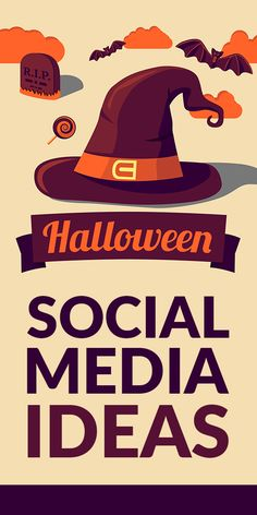 With 69.1% of Americans celebrating Halloween, it is important for small businesses to participate on social media with these simple and easy tips. #socialmedia #halloween