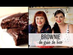 BROWNIE DE GRÃO DE BICO - ISA CONVIDA: ANA DE CESARO #1 - YouTube