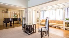 Charles Rennie Mackintosh was largely unappreciated in Britain but in Europe he was a leading figure. Charles Rennie Mackintosh, Interior Architecture, Interior Design, Glasgow School Of Art, House On A Hill, Room Inspiration, Art Nouveau, Family Room, House Design