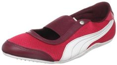 Amazon.com: PUMA Women's Sneakerina Sneaker: Shoes