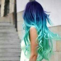 20 #pretty cool colored hair ideas!!