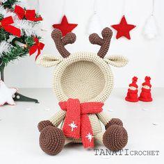 Photo Frame DEER size 23 cm (9 in) Pattern available: English (US crochet terms) Russian #amigurumi #crochet #crocheted #crocheting #crochetlove #crochetaddict #crochetersofinstagram #toy #toys #handmade #handmadebyme #handmadewithlove #yarn #амигуруми #вязание #cute #adorable #örgü #ganchillo #virka #crochetdoll #amigurumipattern #etsy #etsyAU #freecrochetpattern #amiguru_mi #crochetfox #tanaticrochet #weamiguru #christmascrochet