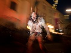 Krampus Is Here To Spread Christmas Fear | HuffPost