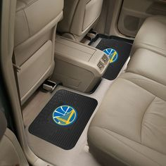 Golden State Warriors Utility Mats 2