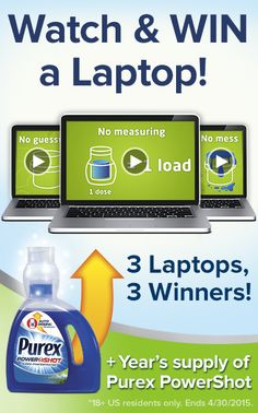 Who could use a new laptop? Repin and enter above!