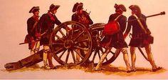 Artillery Gun Crew by don Troiani
