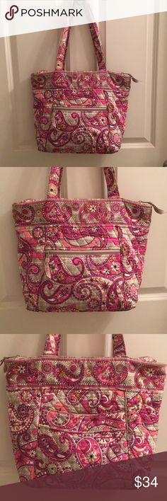c5922076cc Spotted while shopping on Poshmark  Vera Bradley Villager Tote