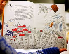 Pripovijest o Zvanetu Nedostojnom, a book for children by BooBoo Tannenbaum, via Behance