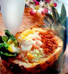 138.超簡單系列8:菠蘿炒飯 @ 周老師的美食教室 :: 痞客邦 PIXNET ::