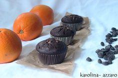 karolina-azzaro: Pomarančovo čokoládové Muffiny