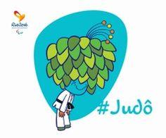 Olympic Mascots, Judo, Olympics, Rio 2016, Fictional Characters, Logos, Animals, January, Stuff Stuff