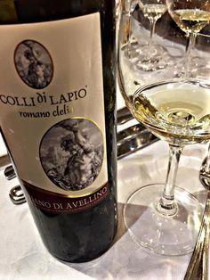 El Alma del Vino.: Azienda Vitivinicola Romano Clelia Colli di Lapio Fiano di Avellino 2013.