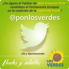 Sigue en Twitter @Ponlosverdes