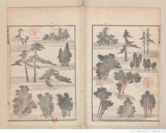 Hokusai manga / Katsushika Hokusai ill. s.d