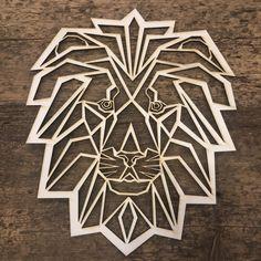 Cuadros Diy, 2d Art, Craft Stick Crafts, String Art, 3d Printing, Origami, Wood Work, Cricut, Woodworking
