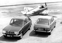 Renault 16 TL et TS - 1972