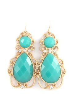 Abigail Filigree Earrings