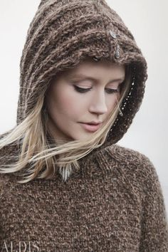 Álafoss - since Icelandic knitting yarn, Icelandic wool sweaters, Icelandic design and souvenirs at a reasonable price - world wide shipping. Pattern Books, Knitting Yarn, Wool Sweaters, Winter Hats, Dreadlocks, Hair Styles, Crochet, Beautiful, Beauty